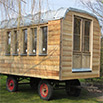 watt and wood bois habitat mobile, tiny house, isolation écologique 1
